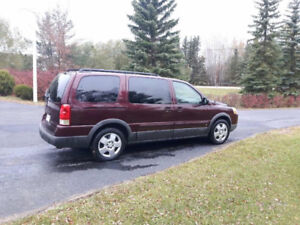2008 Pontiac Montana Van - Handyman Special