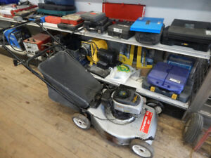 lawnmowers for sale at the 689r new & used tool store