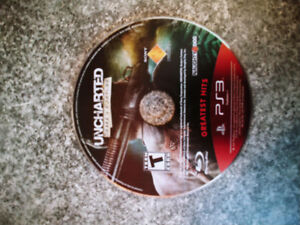 Uncharted Drakes Fortune $5 OBO PS3