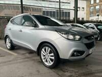 2011 (61) Hyundai IX35 2.0 CRDi Premium 5dr Auto | Long MOT | High Spec |