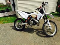 2012 KTM 250 XC-W MINT CONDITION ( 6 GEARS )