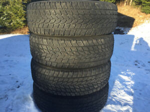 Four Toyo 205/70R15 Winter Tires Excellent Tread