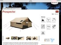 Prospector tent AWESOME PRICE