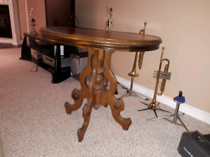 Antique Parlor Table