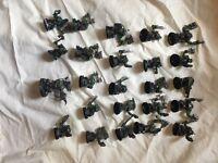 Warhammer 40k Job Lot Of Orks.