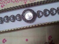 Wonderful Silver 925 watch (montre magnifique en argent 925)
