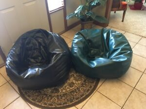 Vinyl Bean Bag Chairs