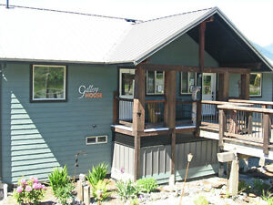 Stay Port Renfrew Oct to May