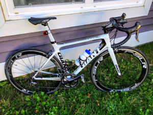 2012 Giant TCR Advanced 2