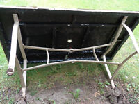 Patio Table Frame for Sale. Very Last Final Price.