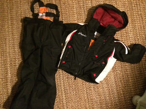 Boys Phoenix ski jacket and pants