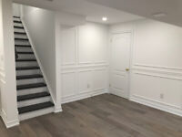 Basement Renovations - Finished basement start from 23$ per SQ