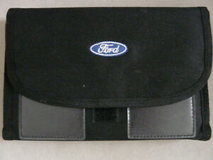 2010 Ford Escape User Manual