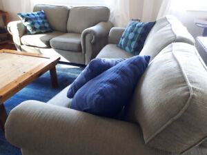Sofa & Love Seat for sale