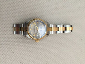 Rolex Women's Datejust watch