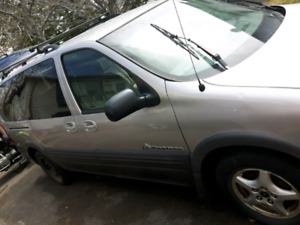 *SOLD*  2004 Pontiac Montana 8 seater for sale