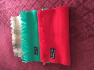 Scarfs - for Christmas, perfect gift.
