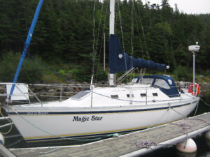 Fully equipped 1987 CS 30 Sloop diesel power