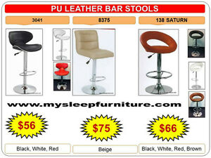BRAND NEW- BAR STOOLS, STORAGE OTTOMANS, BENCHES- Many colors City of Toronto Toronto (GTA) image 9