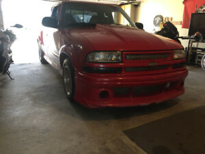 1999 Chevrolet S-10 Xtreme Pickup Truck SBC/TH 350