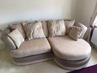 Living room sofa settee chair