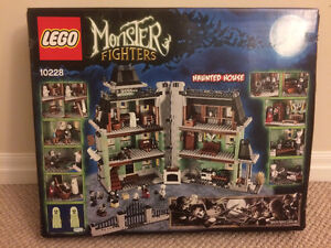 New Lego Monster Fighters Haunted House and Others (10228 +) London Ontario image 3