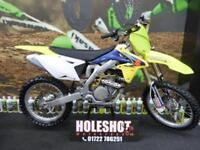 Suzuki RMZ 450 Motocross Bike VERY SMART!!