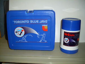 Toronto Blue Jays / Loblaws Lunch Pail & Thermos *SGA*