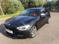 2014 14 BMW 1 SERIES 3.0 M135I 3D 316 BHP