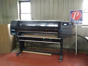 HP LATEX 54'' INDOOR/OUTDOOR PRINTER 1 YEAR OLD