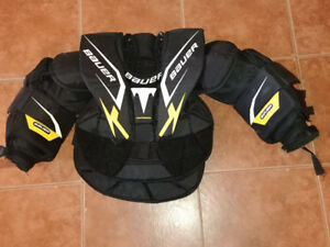 Chest Goalie Protector- JR Med