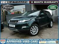 2015 Land Rover Range Rover Evoque 2.2 eD4 Pure Tech 2WD 5dr SUV Diesel Manual