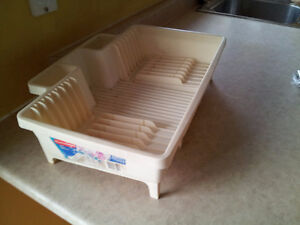 Rubbermaid dish drying rack stand - Excellent condition