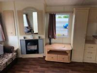 cheap static caravan for sale near the sea in north wales