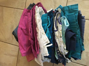 Scrub Tops AND Bottoms - xs & s