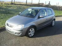 Vauxhall/Opel Corsa 1.2i 16v ( a/c ) Easytronic 2004MY Energy ONLY 38100 Mls