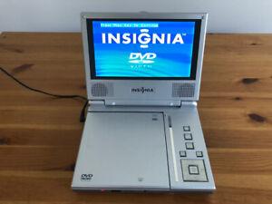 Lecteur de DVD portatif avec écran intégré