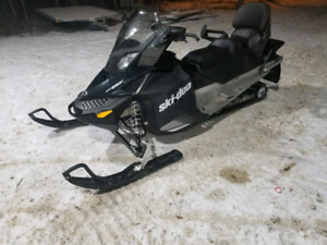 Ice fishing season is here! 2012 Skidoo Grand touring 550 fan