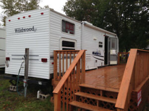 2006 Wildwood 27' Travel Trailer