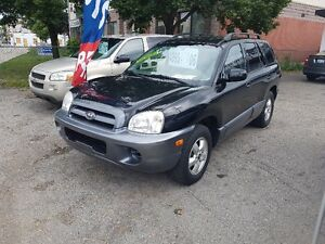 """NO ACCIDENT"" 2006 Hyundai Santa Fe GL ""LOW MILEAGE"""