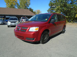 2009 Dodge Grand Caravan, SE. STOW 'N GO