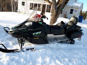 2009 TZ1 1100cc Non Turbo Artic Cat