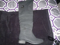 Above knee size 7 boots