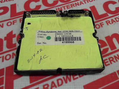 Triton 09600-02036 0960002036 Used Tested Cleaned