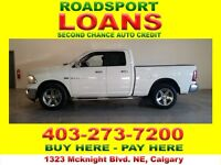2011 DODGE RAM 4X4 LARIAME CALL DIRECT 403-536-6776 $29 DOWN