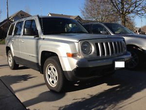 Clean 2012 Jeep Patriot SUV, Crossover - AMAZING DEAL