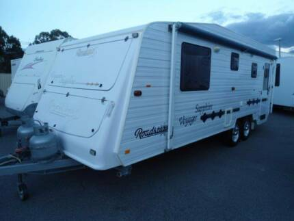 ROADSTAR 20' SHOWER/TOILET, Q BED,AWN,AIR ,SPACIOUS,CHEAP$$$ Maddington Gosnells Area Preview