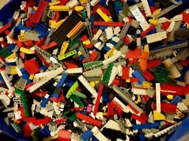 Lego . Lego 1 kg bundle bricks, parts random selected