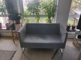 IKEA Knopparp two seat sofa