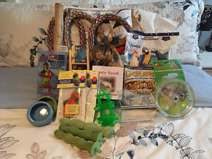 Lots Of Pet Bird / Parrot Items *Some Items Reduced May 21st*